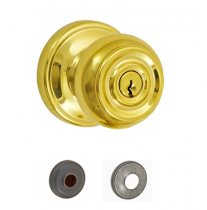 Fusion Elite Collection Cambridge Keyed Entry Knob
