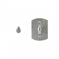 Rocky Mountain IP512 Curved Mortise Bolt with Emergency Release Trim