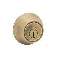 Kwikset 660-SMT Smart Key Grade 3 Single Cylinder Deadbolt