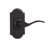 Weslock Elegance Collection Bordeau Dummy Lever with choice of decorative rose