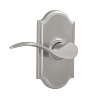 Weslock Elegance Collection Bordeau Passage Lever Set with choice of decorative rose