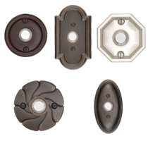 Emtek Lost Wax Cast Bronze Door Bell
