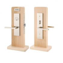 Emtek Mormont Mortise Entrance Lockset
