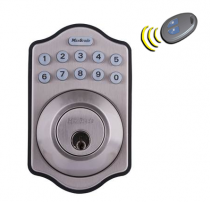 MaxGrade MKPD Electronic Keypad Deadbolt with Keychain FOB
