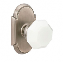 Emtek Old Town Milk Door Knob Set