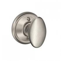 Schlage F170-SIE Siena Single Dummy Knob Set