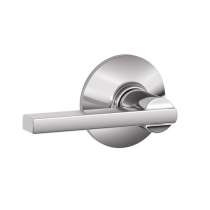 Schlage F10-LAT Latitude Passage Door Lever Set