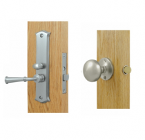 Deltana Solid Brass Storm Door Classic Mortise Lock