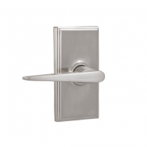 Weslock Elegance Collection Urbana Passage Lever Set