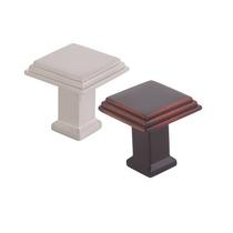 "Weslock WH-9261 Cabinet Knob (1 1/8"" x 1 1/8"")"