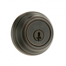Weiser Collections GCD9471-SMT SmartKey Grade 1 Single Cylinder Deadbolt
