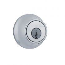 Weiser Elements Series GDC9471-SMT SmartKey Grade 3 Single Cylinder Deadbolt