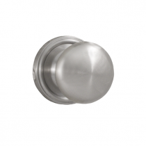 Weslock Traditionale Collection Impresa Passage Door Knob Set