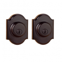 Weslock Elegance Collection 1772 Premiere Double Cylinder Deadbolt