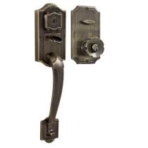 Weslock Interconnect Collection Colonial 1400 Handleset
