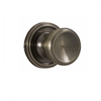 Weslock Essentials Collection Sonic Dummy Door Knob Set