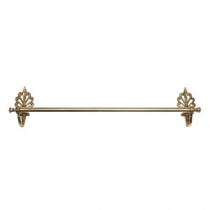 "Brass Accents B04-C530 European Towel Bar (18""-24""-30"")"