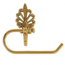 Brass Accents B04-C5310 European Tissue Holder