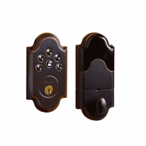 Baldwin Estate 8252.AC1 Boulder Keyless Entry Single Cylinder Deadbolt