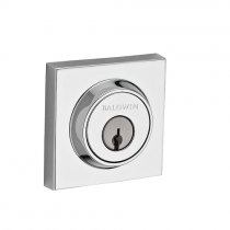 Baldwin Reserve  Contemporary Square Deadbolt