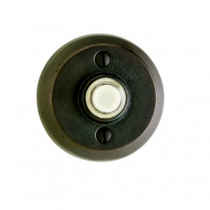 Rocky Mountain Round Door Bell Button