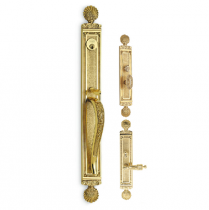 Omnia East Hampton Mortise Entrance Handleset