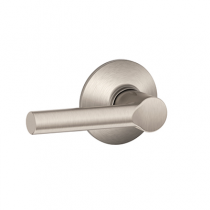 Schlage F10-BRW Broadway Passage Door Lever Set