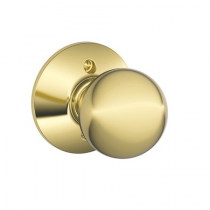 Schlage F170-ORB Orbit Single Dummy Door Knob