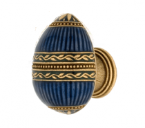 Emenee FAB1000-RG Faberge Easter Egg Cabinet Knob in Russian Gold