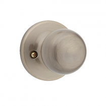 Weiser Elements GAC12F Fairfax Single Dummy Door Knob