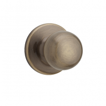 Weiser Elements GAC101F Fairfax Passage Door Knob Set