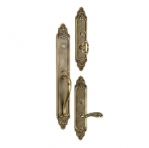 Omnia Georgica Mortise Entrance Handleset