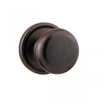 Weiser Collections GCA12H Hancock Single Dummy Door Knob