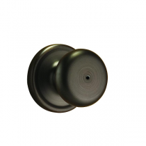 Weiser Collections GCA331H Hancock Privacy Door Knob Set