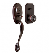 Weslock Interconnect Collection Lexington 1400 Handleset