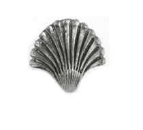 Emenee OR113 Seashell Fan Cabinet Knob