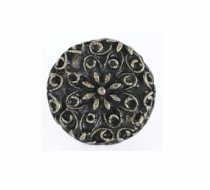 Emenee OR159 & OR160 Flower Filigree Cabinet Knob