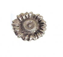 Emenee OR168 Sunflower Cabinet Knob