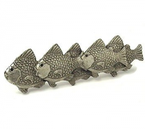 Emenee OR219 OR284 School of Fish Cabinet Pull (Left or Right)
