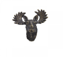 Emenee OR371 Moose Head Cabinet Knob