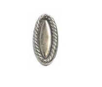 Emenee OR387 Rope Oval Cabinet Knob