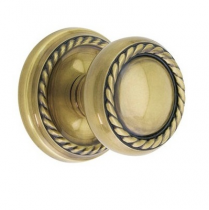 Emtek Rope Door Knob Set