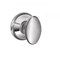 Schlage F10-SIE Siena Passage Door Knob Set