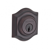Baldwin Reserve Traditional Arch Deadbolt