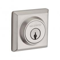 Baldwin Reserve Traditional Square Deadbolt