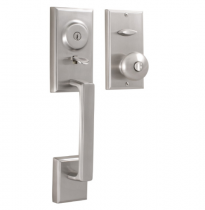 Weslock Interconnect Collection Woodward 1400 Handleset