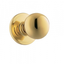 Weiser Elements GAC101Y Yukon Passage Door Knob Set