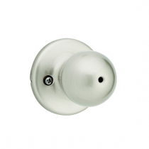 Weiser Elements GAC331Y Yukon Privacy Door Knob Set