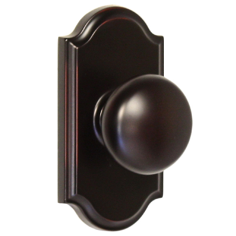 Weslock 1705I Dummy with Premiere Rose Oil Rubbed Bronze