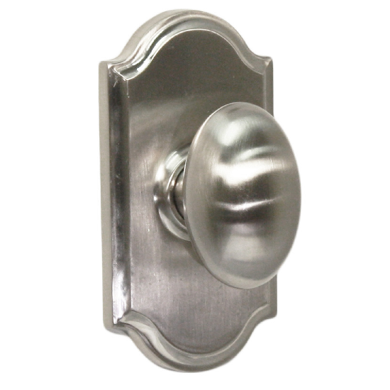 Weslock 1710J Privacy with Premiere Rose Satin Nickel